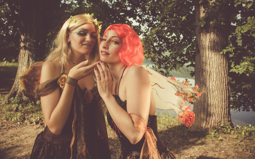 Revisiting A Faerie Themed Photo Shoot